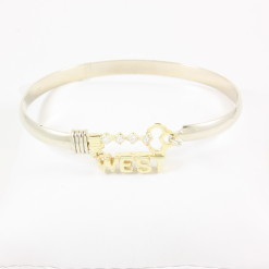 Key West Gold & Dimond Bracelet