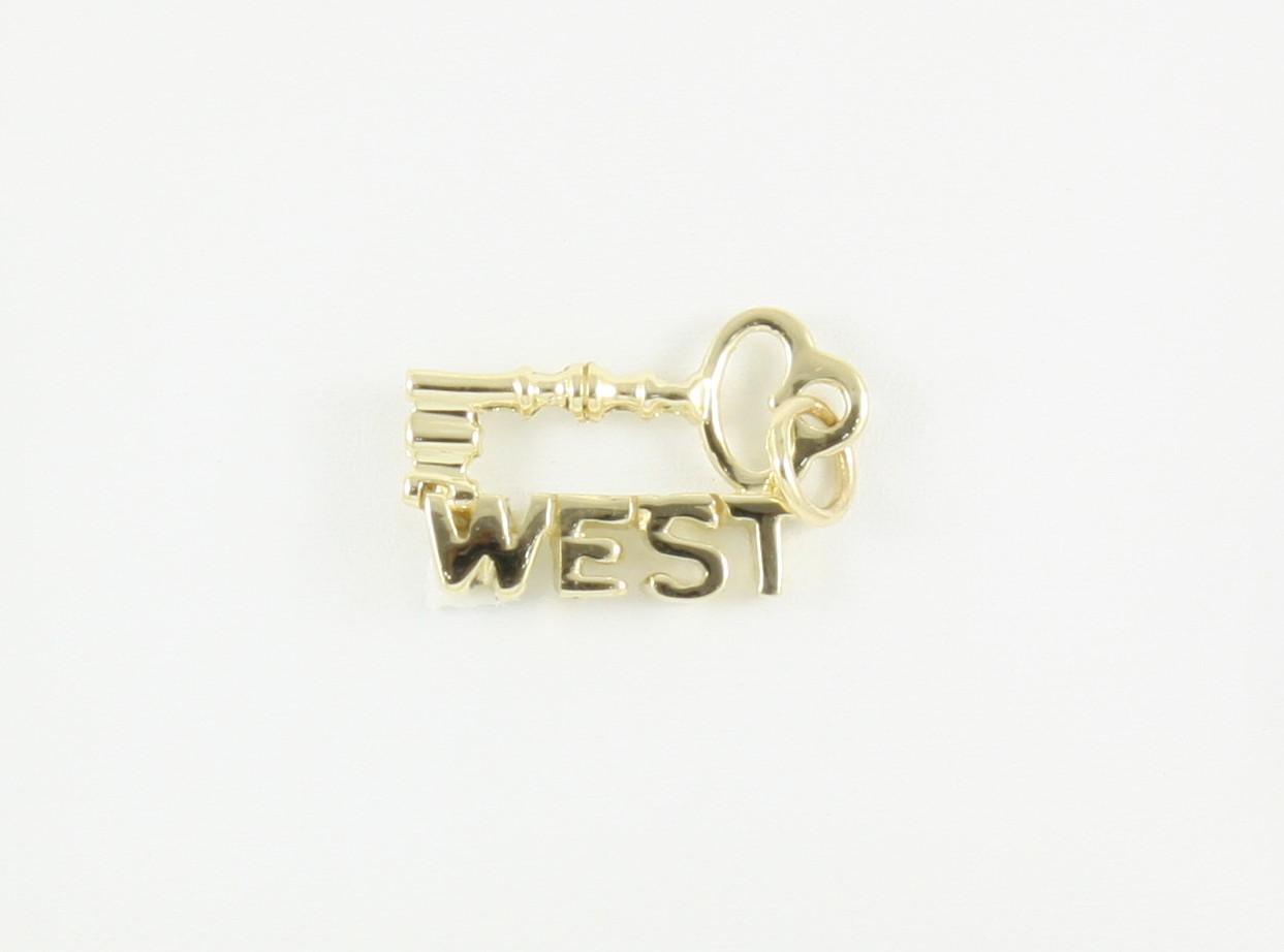 Key west charm 14k neptune designs custom jeweler for Key west jewelry stores