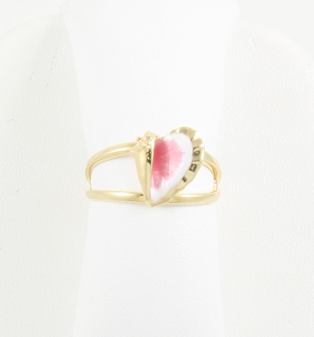 14k conch shell ring neptune designs custom jeweler